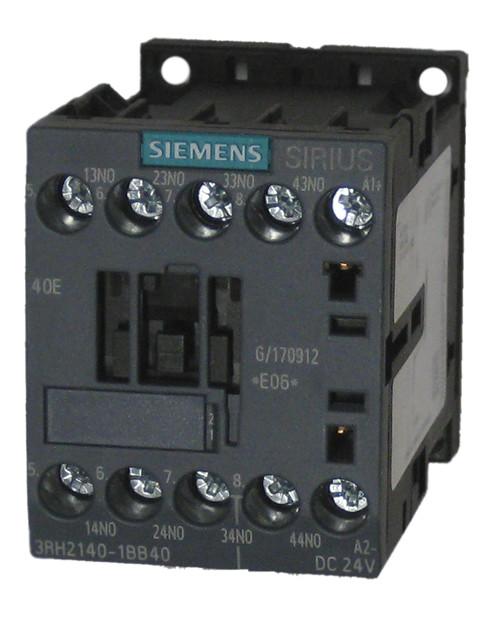 Siemens 3RH2140-1BB40 DC Control Relay