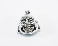 Smiling Buddha Face
