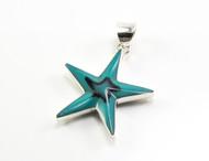 Genuine Turquoise Starfish