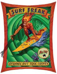 Surf Freak [Note Card Set of 6]