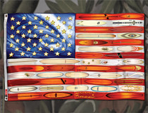 Made in the USA [Note Card Set of 6]