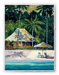 Island Hideaway [SIGNATURE EDITION 16 x 24]