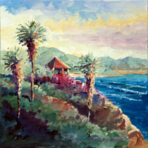 Laguna Gazebo [PRINT 12 x 12]