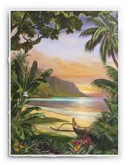 Paradise Cove [SIGNATURE EDITION 18 x 23]