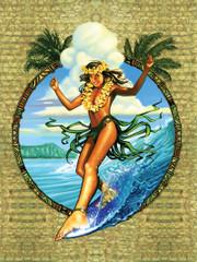 Wave Dancer  [Print]