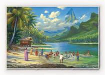 Tahitian Life [SIGNATURE EDITION 24 X 17]