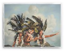 Island Girls [SIGNATURE EDITION 23 x 18]