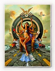 Road Queen [SIGNATURE EDITION 18 x 23]
