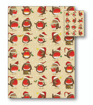 Wrapped up Robins Gift Wrap