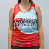 Summer Sale 30% off - The Brainy Bunch running vest - female