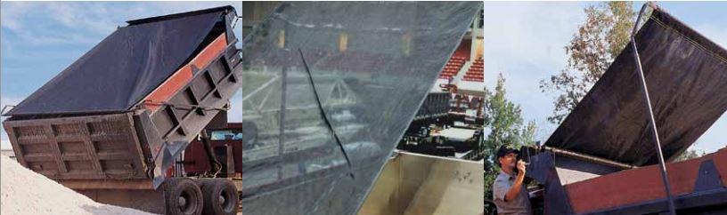 tarps for dump trucks