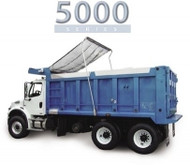 5000ELD Dump Truck Roll Tarp System, Complete System