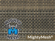 "109"" X 28' Mighty Mesh Tarp, Ox Replacment Tarp W/Flaps (20-4463/1801684)"
