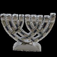 Decorative Aluminum Menorah