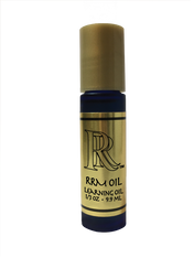 RRM Premium Gold Blend Learning Oil, 1/3 oz