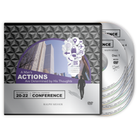A Man's Actions Are Determined by His Thoughts (2018 Fall Leadership Conference)