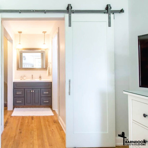 $109 COMPLETE KIT! Single Door Barn Door Hardware