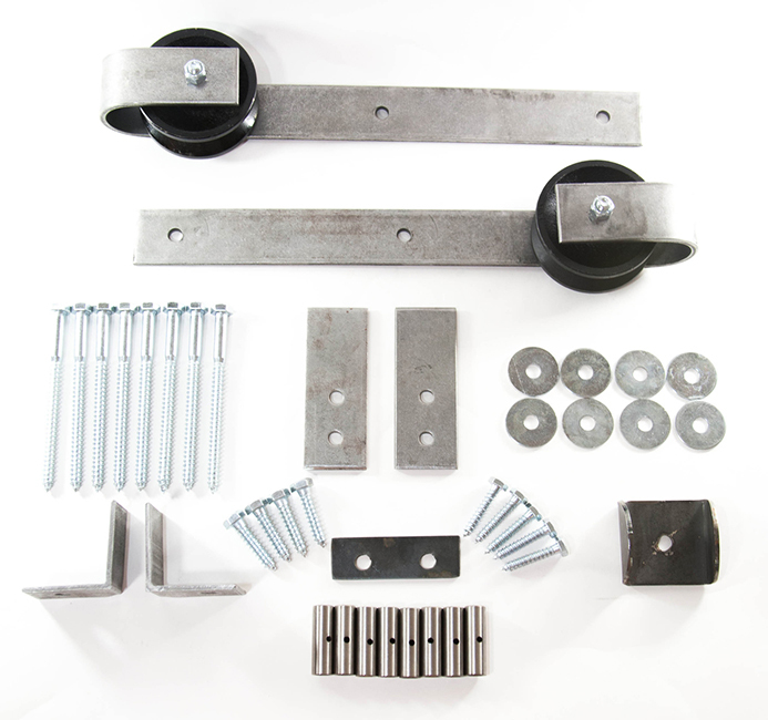 Standard Barn Door Hardware Kit