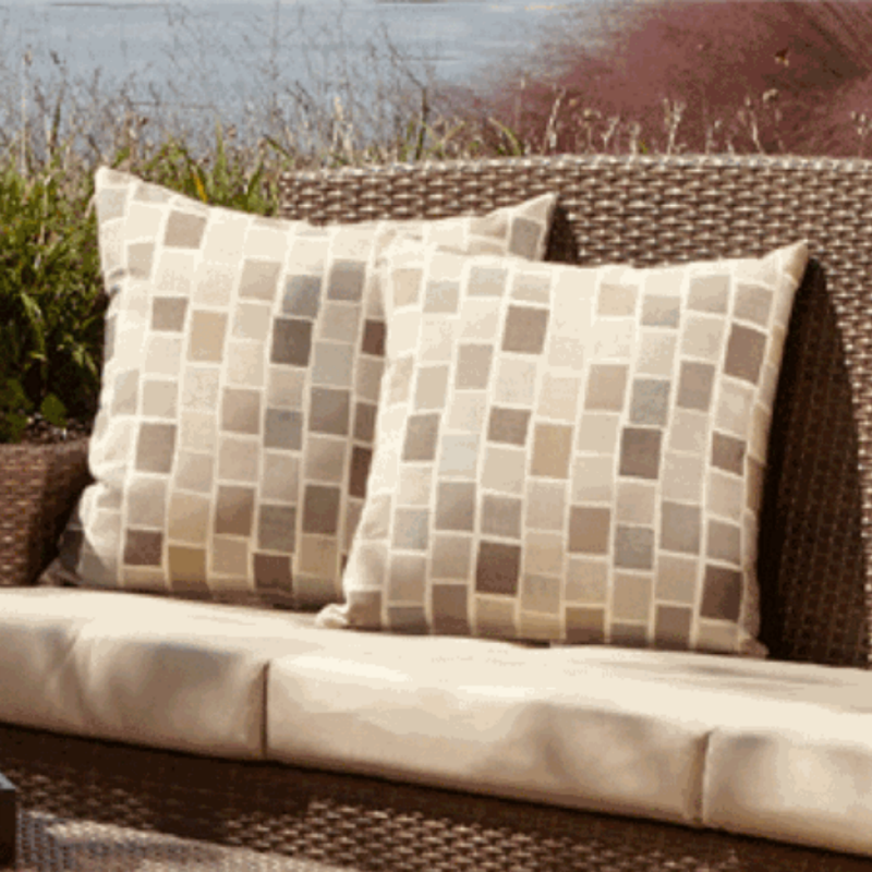 Prime Island Breeze 2 Pc Throw Pillows Ocoug Best Dining Table And Chair Ideas Images Ocougorg