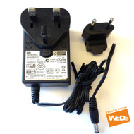 Asian Power Devices APD DA-24B12 DA-24F12 WA-24C12G Power Adapter 12V 2A UK EU