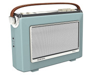 Goodmans Vintage OXFORD DAB+ Digital FM RDS Radio - Blue (NEW)