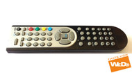 ACOUSTIC SOLUTIONS RC1900 TV REMOTE LCDW22DVD95F LCDW22DVD95FW