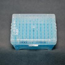 1 - 200 uL micro pipette tips box of 96