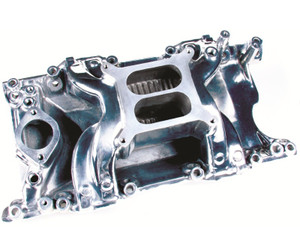 Pro Products Crosswind Mopar Intake LA & Magnum - Polished