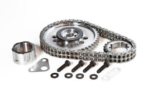 Rollmaster Billet Adjustable Timing Set - Small Block Mopar