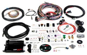 Holley EFI HP ECU and Unterminated Harness - NTK O2 Sensor