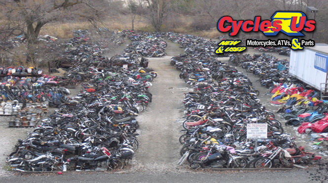 Motorcycle Dealer Near Me >> Used Motorcycle Parts Salvage Yard