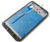 Samsung Galaxy Note Front Faceplate Cover -Black