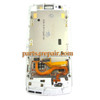 Complete Screen Assembly with Bezel for Nokia 700 -White