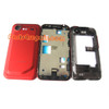 Full Housing Cover for HTC Incredible S -Red