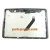 Back Cover with Side Keys for Samsung Galaxy Tab 2 10.1 P5100  -Black