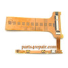 LCD Connector Flex Cable for Sony Xperia T LT30p from www.parts4repair.com