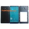 Full Housing Cover for Huawei Ascend Mate MT1-U06 -Black