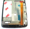 Complete Screen Assembly with Bezel for HTC One X + (at&T Version)