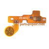 Microphone Flex Cable for BlackBerry Z10 from www.parts4repair.com
