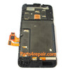 We can offer Complete Screen Assembly with Bezel for Nokia Lumia 620