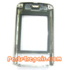 We can offer Front Cover with Glass for Nokia 8800 Arte Carbon