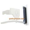 USB Cover & Earphone Plug Cover for Sony Xperia go st27i -White