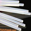 5pcs 10mm Transparent EVA Resin Silicon Mini Hot Melt Glue Stick