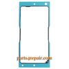 We can offer Rear Middle Housing Adhesive for Sony Xperia Z1 Compact mini