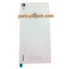 Back Cover for Huawei Ascend P7 -White from www.parts4repair.com