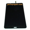 Complete Screen Assembly for Samsung Galaxy Tab Pro 8.4 T321 T325 (3G Version) -Black from www.parts4repair.com