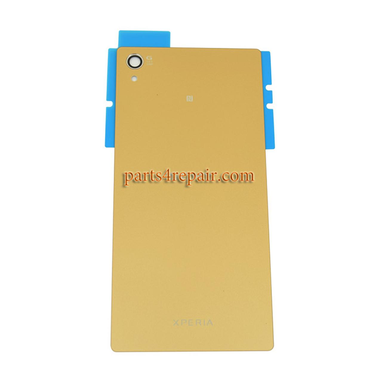 sony xperia z5 premium gold. back cover oem for sony xperia z5 premium -gold gold x