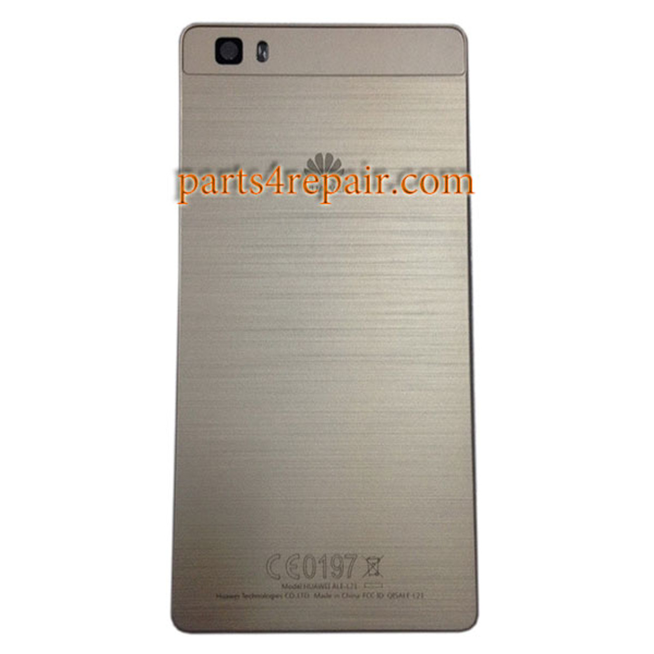 huawei p8 lite gold. back cover for huawei p8 lite gold