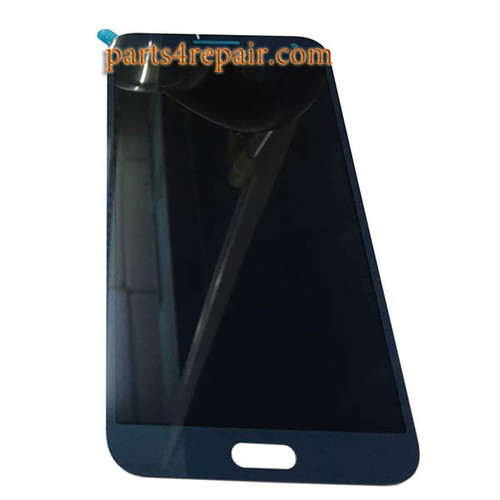 Complete Screen Assembly for Samsung Galaxy E7 SM-E700 All Versions -Blue
