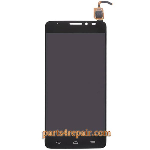 Complete Screen Assembly for Alcatel Idol X OT-6040D from www.parts4repair.com